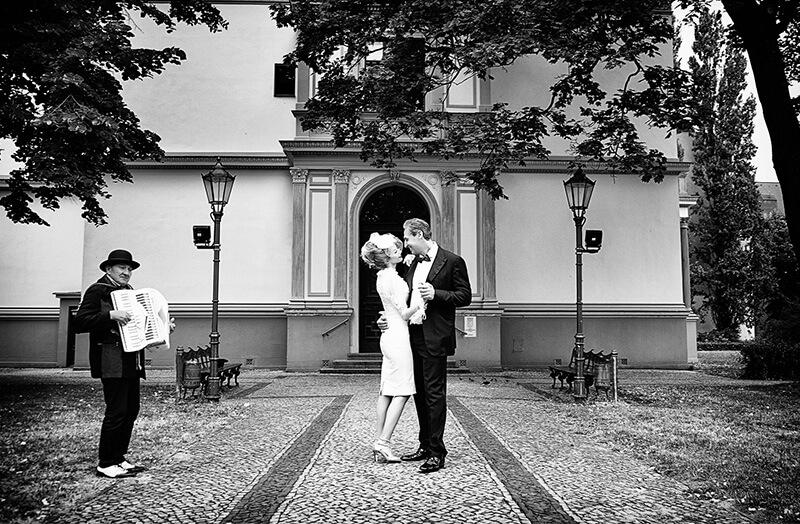 Berlin, Ehepaar, Trauung, Standesamt